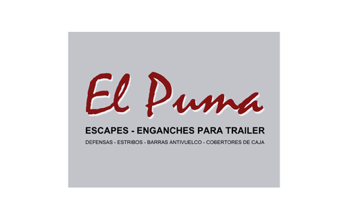 logo Escapes El Puma